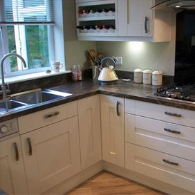 Mr & Mrs Fowler kitchen 1
