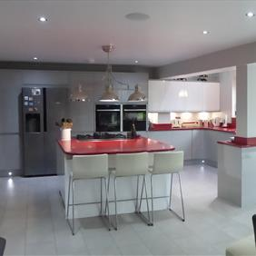 Mr & Mrs Harte kitchen 5
