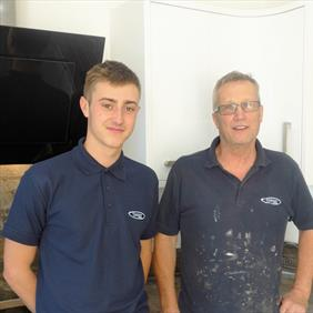 Matt Lacey our new Apprentice - Oct 2016