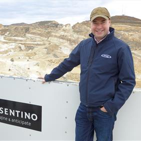 Visit to Cosentino, home of Silestone - April 2016