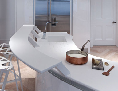 Corian Worksurfaces