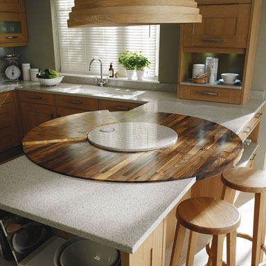 Timber Worksurfaces